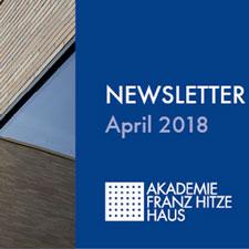 Newsletter April 2018