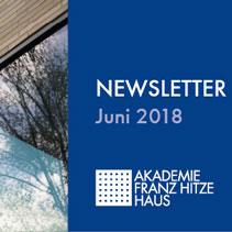 Newsletter Juni 2018