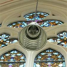 Grafik: Energieeffizienz in kirchlichen Liegenschaften