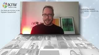 Keynote Markus Beckedahl: Die Rolle der Kirchen in der Digitalen Gesellschaft